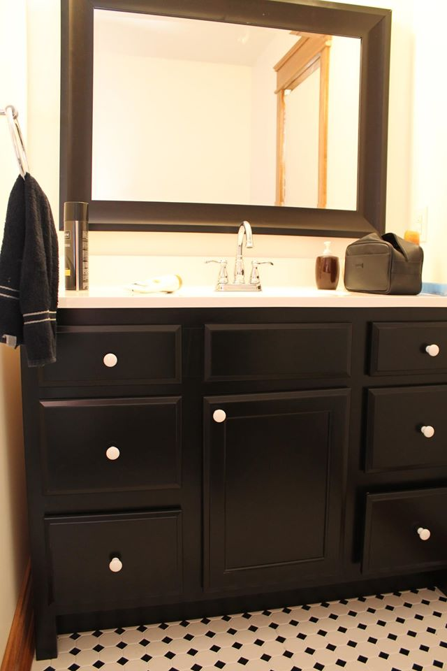 Custom built bathroom cabinets services company davis - Custom cabinet companies ...