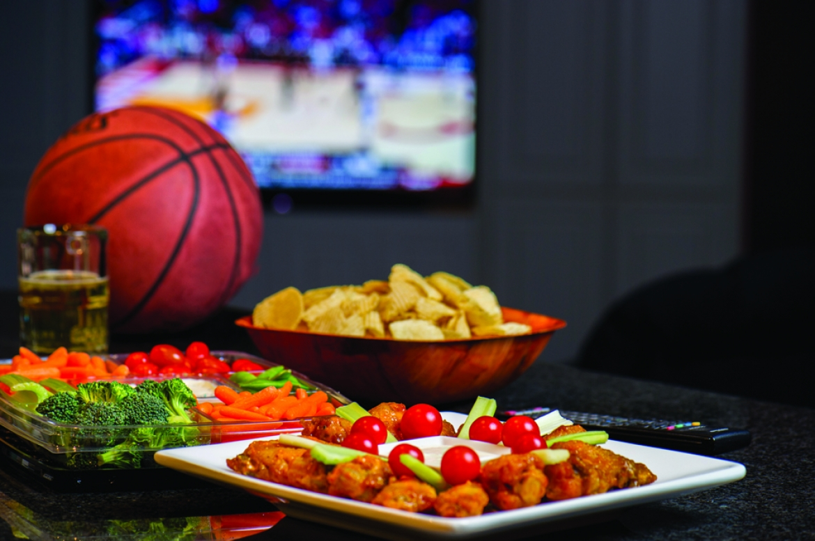 Host a sports viewing party to remember | Davis Custom Cabinets