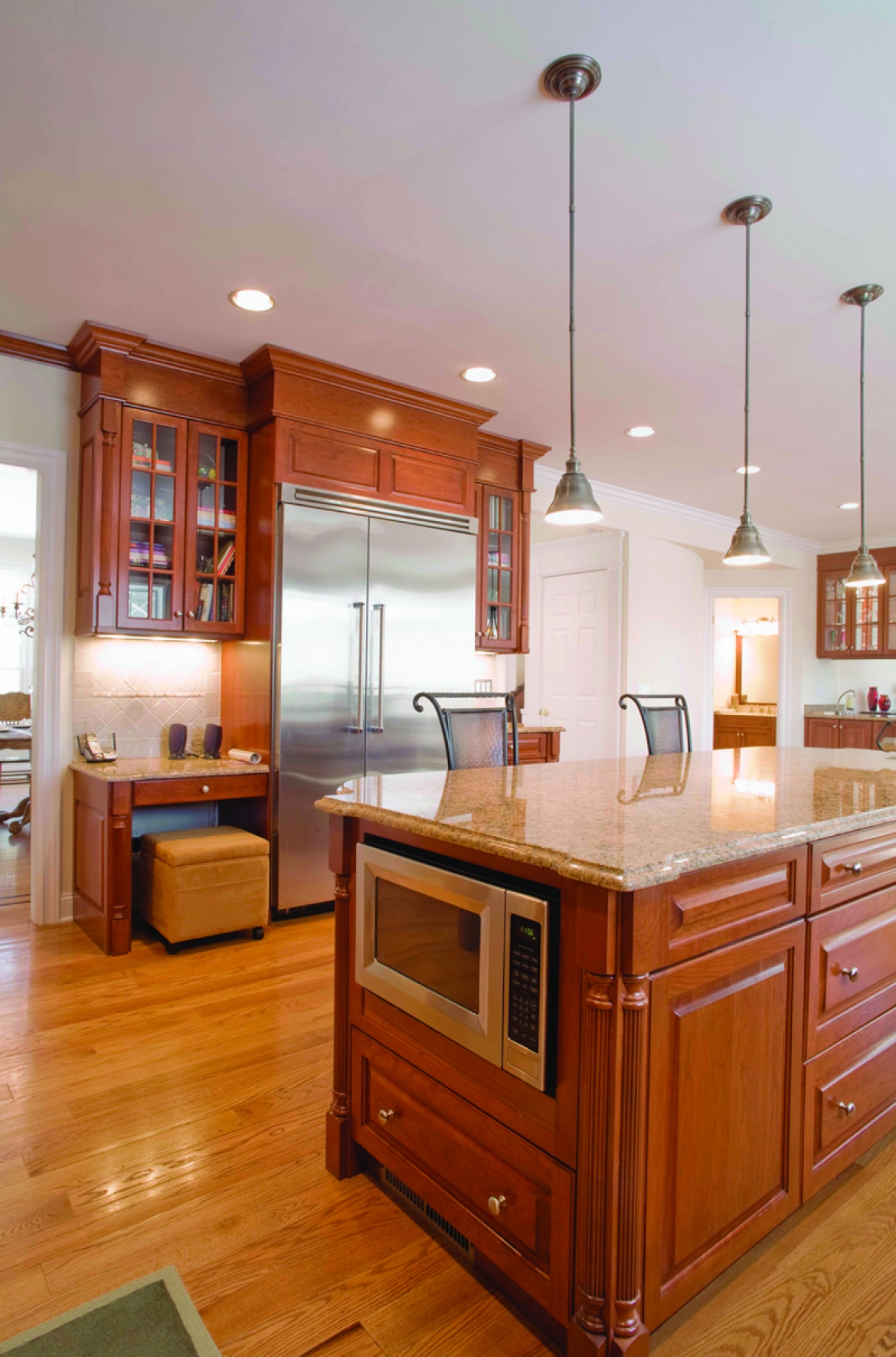 Millwork Can Add Appeal And A Classic Feel   Davis Custom Cabinets